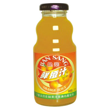 20% Orange Juice