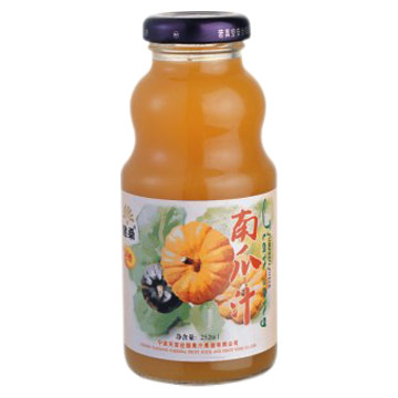 50% Pumpkin Juice (50% сока тыквы)