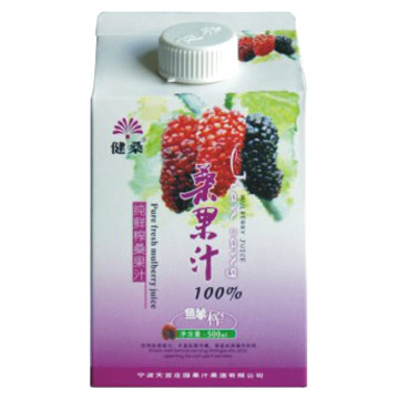 50% Mulberry Juice (Paper Box)