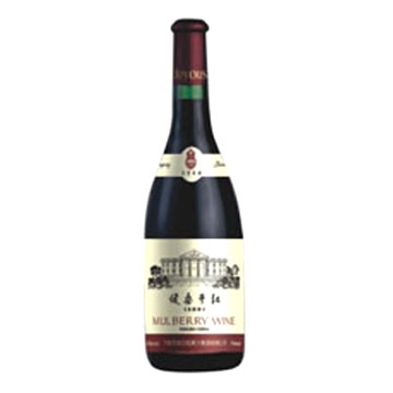 Mulberry Red Wine 12% (V/V) (Mulberry Красное вино 12% (V / V))