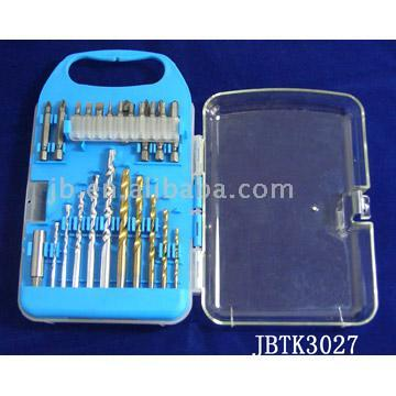 27pc Bit and Drill Tool Set