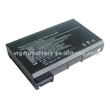 Laptop Battery for Dell Latitude C, CP, CPI, CPX Series (Аккумулятор для ноутбука Dell Latitude C, CP, CPI, серия CPX)