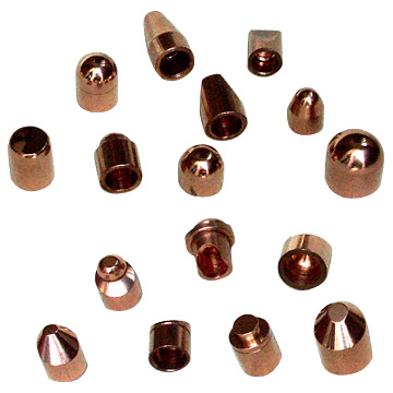 Electrode Cap (CuCrZr) (Электрод Cap (CuCrZr))
