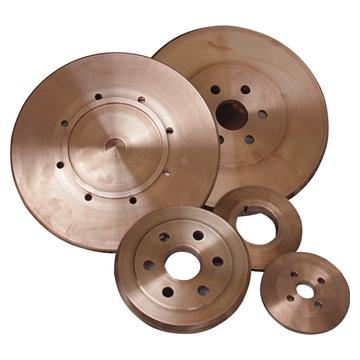 Welding Disk (CuCrZr) (Schweißen Disk (CuCrZr))