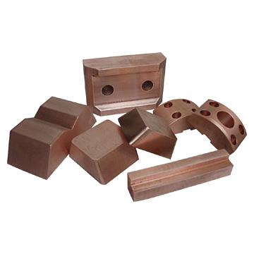 Welding Block (CuCrZr) (Schweißen Block (CuCrZr))