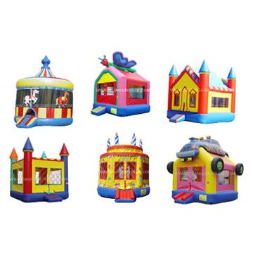 Inflatable Fun Bounce (Надувная Fun Bounce)