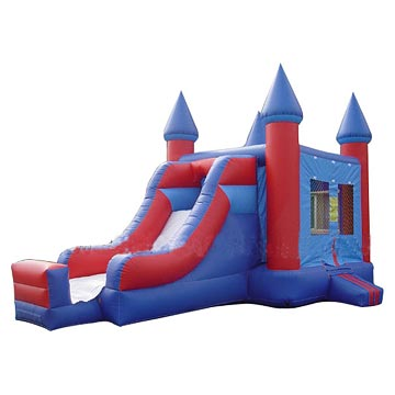 Castle Slide (Замок Авто)