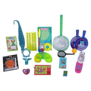 Plastic Toys (Kunststoff-Spielzeug)