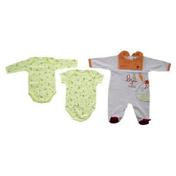 Babies` Garments (Дети и одежды)