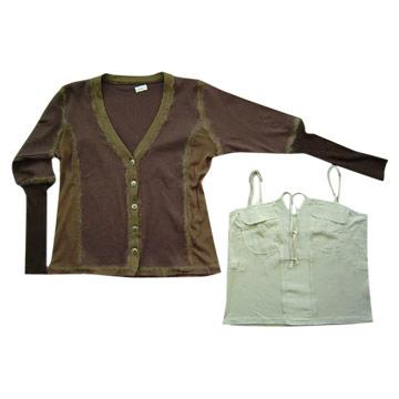 Ladies` Knitwear (Женский трикотаж)