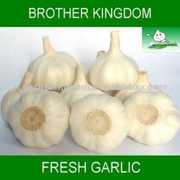 Garlic from Brother Kingdom