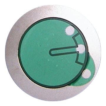 Piezoelectric Ceramic Element (AW4E34.55G-32S9) (Пьезоэлектрический керамический элемент (AW4E34.55G-32S9))