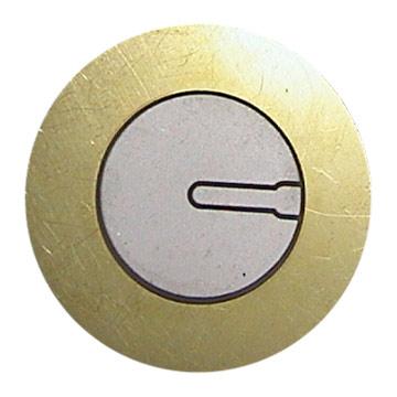 Piezoelectric Ceramic Element (AW2E35T-29S1) (Пьезоэлектрический керамический элемент (AW2E35T 9S1))