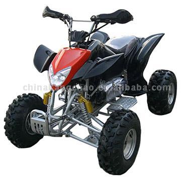 150cc ATV with fully automatic and Bigger Body (150cc ATV с полностью автоматической и больше орган)