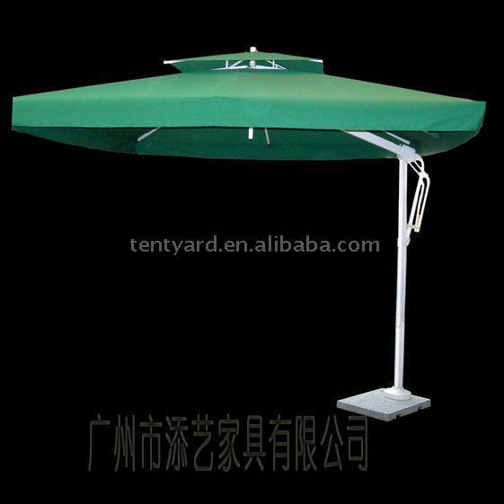 Square Closing Umbrella (Square Closing Umbrella)
