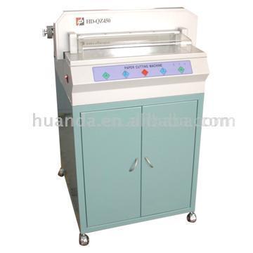 Electric Paper Cutting Machine (HD-QZ450) (Electric Paper Cutting M hine (HD-QZ450))