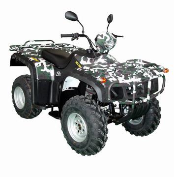 EEC & COC ATV 250CC (ЕЭС & COC ATV 250CC)