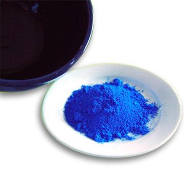 Cobalt Blue (Bleu de cobalt)