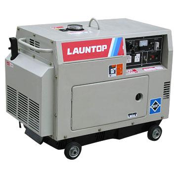 Silent Type Diesel-Generator (Silent Type Diesel-Generator)
