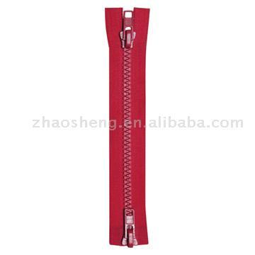 8# Plastic Zipper (8 # пластиковые молнии)