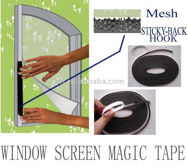 Easy Fit Window Fly Screen Mesh