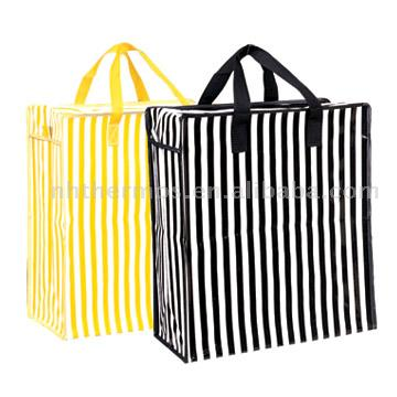 PP Woven Shopping Bags (Lines) (ПП тканые Shopping Bags (строки))
