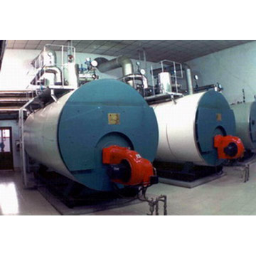 Gas/Oil Fired Hot Water Boiler