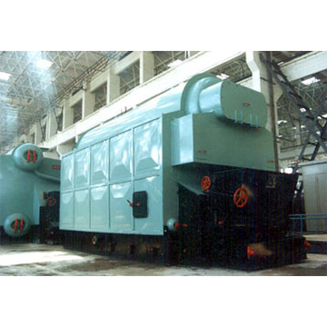 Blind Coal Fired Steam Boiler