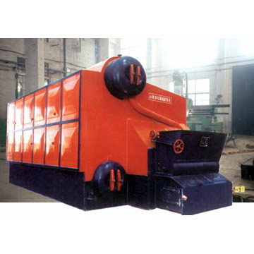 Water-Tube Steam Boiler