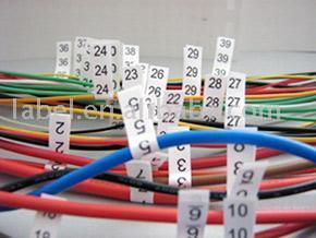 Wiring for dummies - metropolitan on printed labels, safety labels, frame labels, wire identification labels, bracket labels, fancy labels,