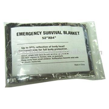 Emergency Survival Blanket (Чрезвычайная выживания Одеяло)