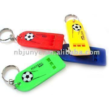 Whistles with Football Printing (Свистки с футболом печати)