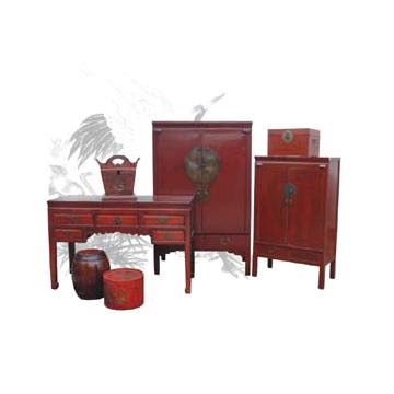 Antique furniture wedding