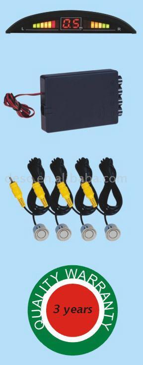 Ultrasonic Parking Sensor Systems (Ультразвуковой датчик системы парковки)