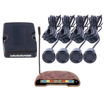 Wireless Parking Sensor System (Беспроводная система датчиков парковки)
