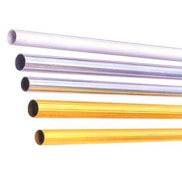 Round Aluminum Pipes