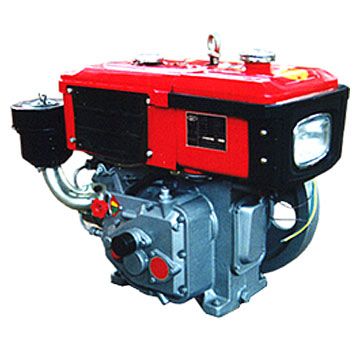 SH Series Diesel Engine (SH серия дизельных двигателей)
