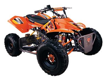 125CC New Design ATV (Новый дизайн 125CC ATV)