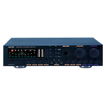 Remote Control Karaoke Power Amplifier-A501 (Remote Control Karaoke Power Amplifier-A501)