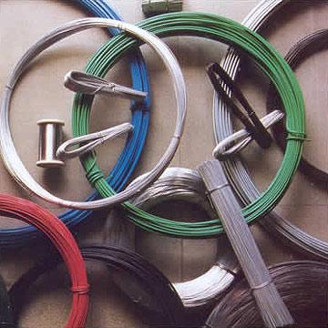 PVC Coated Iron Wire (С покрытием из ПВХ Iron Wire)