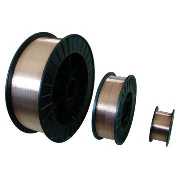 Gas-Shielded Welding Wires (Газ сварки проводов)
