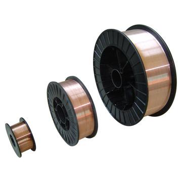Atmospheric Corrosion Resistant Welding Wires (Атмосфера коррозионно-стойких сплавов)