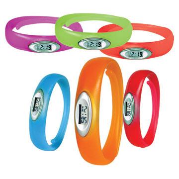 Armband-Uhr mit CE-und RoHS-Zertifiziert (Armband-Uhr mit CE-und RoHS-Zertifiziert)