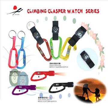 Climbing Clasper Watch (Восхождение Clasper Смотреть)