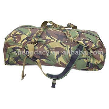British Camouflage Bag (Британский камуфляж сумка)