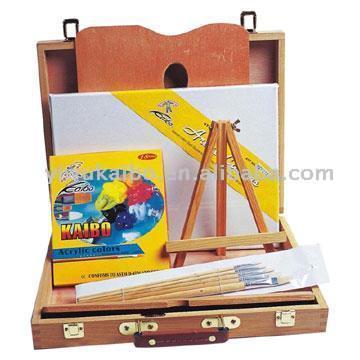 Color Painter`s Box Set (Color Painter`s Box Set)