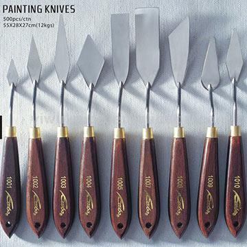 Painting Knives