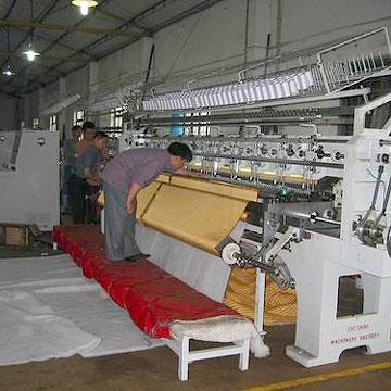Lock-stitch Quilting Machine (Челночного стежка Лоскутное машины)