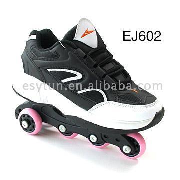 Skate Shoe (Скейт Чистка)