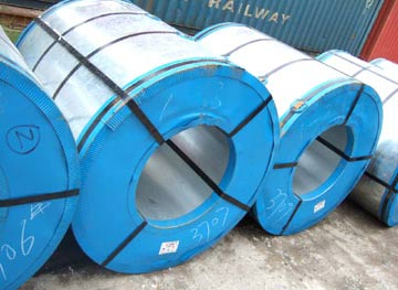 Galvanized Steel (Оцинкованная сталь)